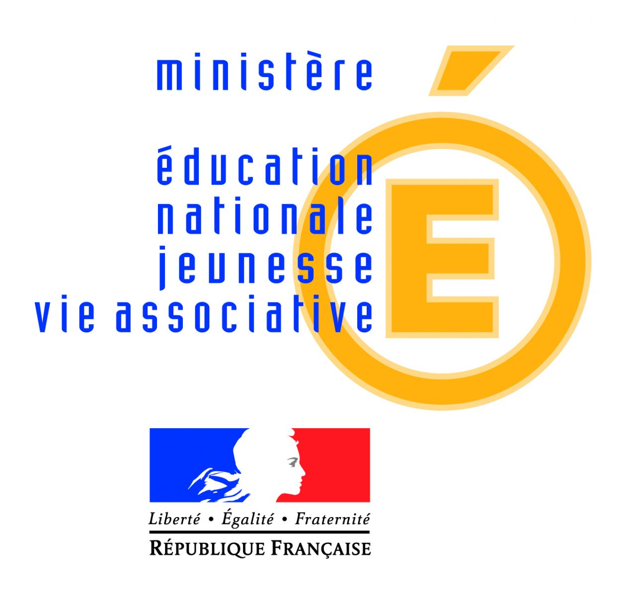 logo de l'education national jeune'